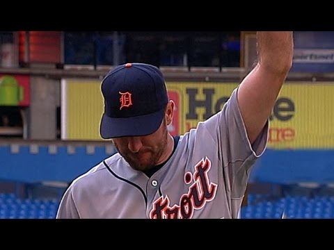 Verlander gets his second career no-hitter
