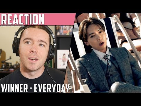 Winner(위너) - Everyday MV Reaction