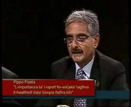 REPORTER - Pippo Psaila 7 December 2007