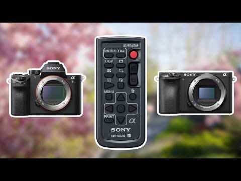 Thumbnail: MUST HAVE CAMERA REMOTE! Sony a6000 a6300 a6500 a7SII a7RII