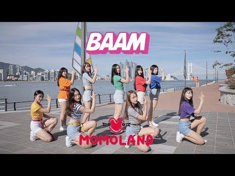 MOMOLAND(모모랜드) _ BAAM(뱀) DANCE COVER (댄스 커버)