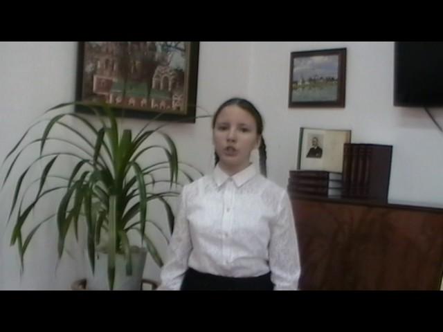 Изображение предпросмотра прочтения – ТатьянаНизамова читает произведение «Памятник» В.Я.Брюсова