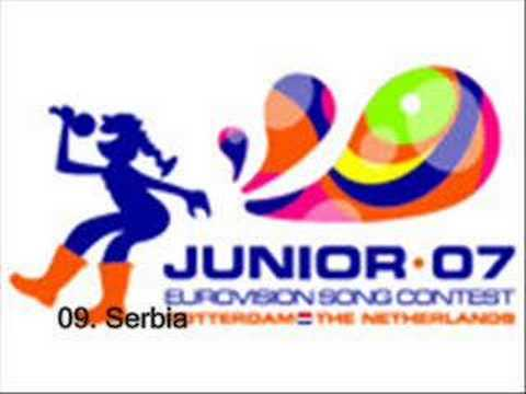 Jesc 2007 - Preview of all songs