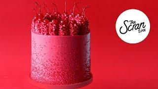 CHERRY CHERRY BOOM BOOM CAKE - The Scran Line