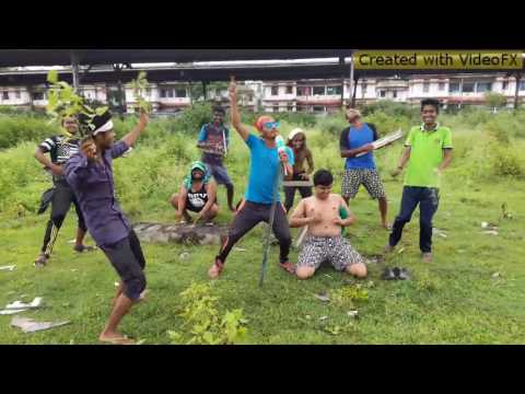 Lumding Mb Boys Group Funny video 2017