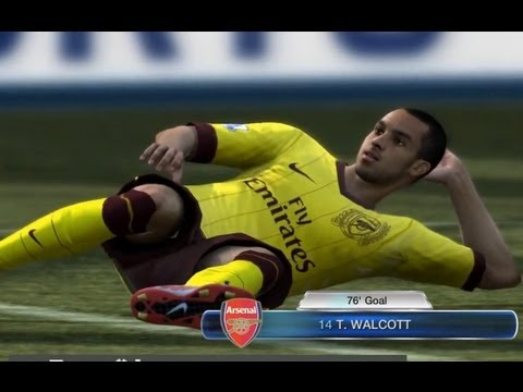 FIFA 13/12  All 40 Celebrations Tutorial HD