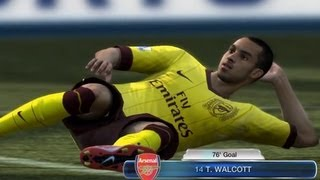 FIFA 13/12  All 40 Celebrations Tutorial HD