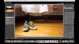 Adobe Lightroom 3: White Balance & Clipping Indicators