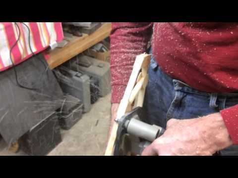 Pietenpol wing rib construction part 3