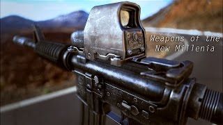 Weapons of the New Millenia - модификация для Fallout New Vegas