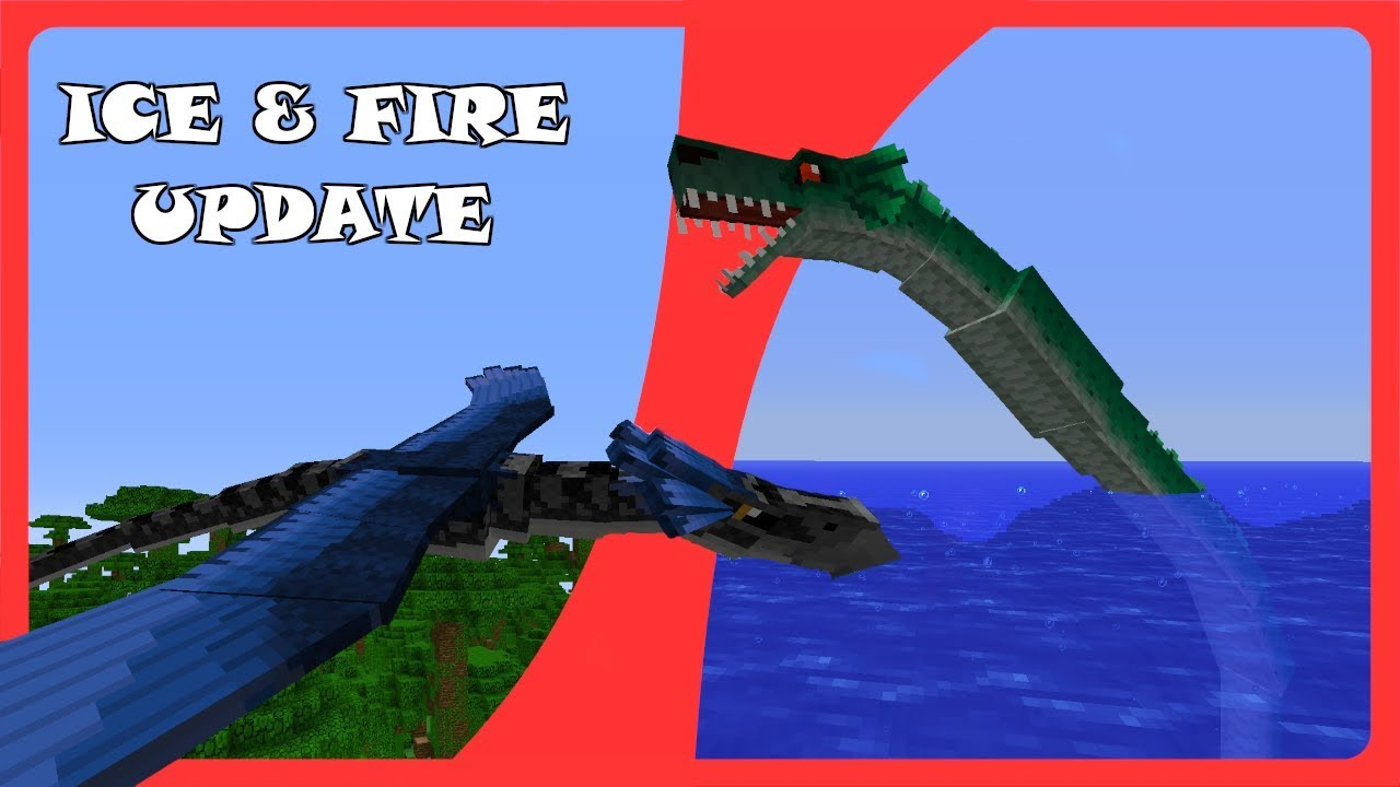 Ice And Fire Serpent Update Youtube Ice and fire minecraft mod showcasedragons, tools, armor, books, and more.hope you all enjoyed!thanks for tuning in and see you next time!! ice and fire serpent update