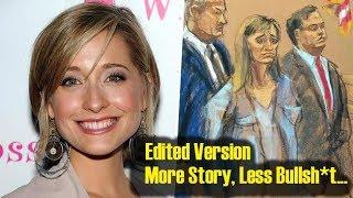 Allison Mack (Smallville Actress) Cult Scandal: Shorter Edited Version