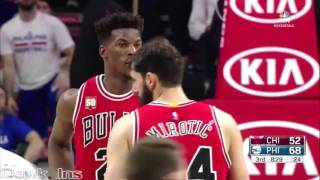 Jimmy Butler 53 points @ 76ers (Full Highlights) (01/14/16) NASTY Career HIGH!