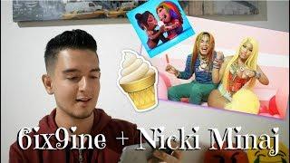 6ix9ine ft. Nicki Minaj, Murda Beatz - Fefe