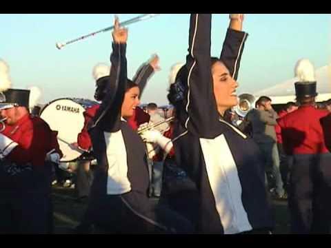 2008 Las Vegas Bowl Arizona Marching Band