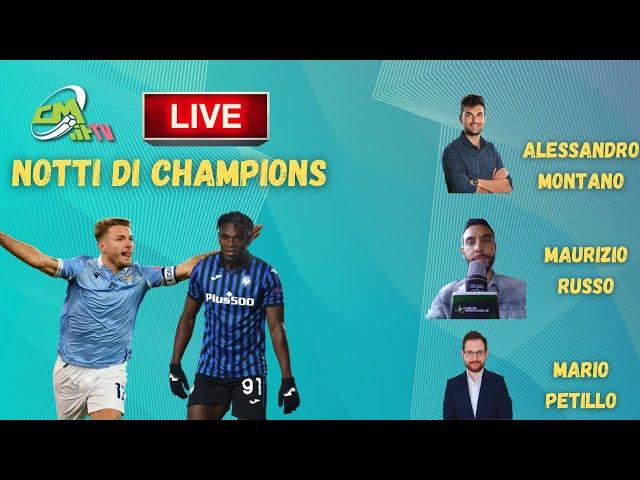 🔴Torna la Champions League. Milan, caso Ibrahimovic  TUTTE Le ultime LIVE! - CMIT TV