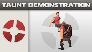 Taunt Demonstration: Flippin' Awesome