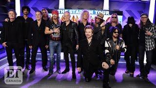 Def Leppard, Mötley Crüe, Poison Detail Upcoming Stadium Tour