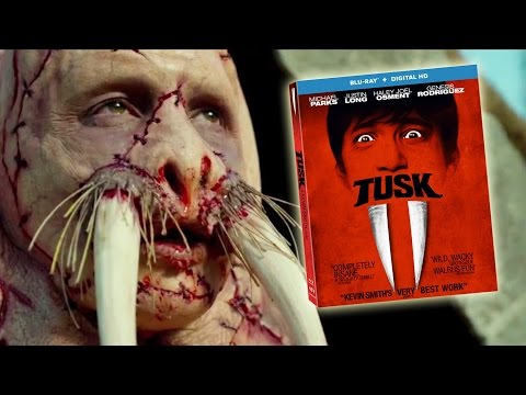 Tusk Movie Blu-ray Review