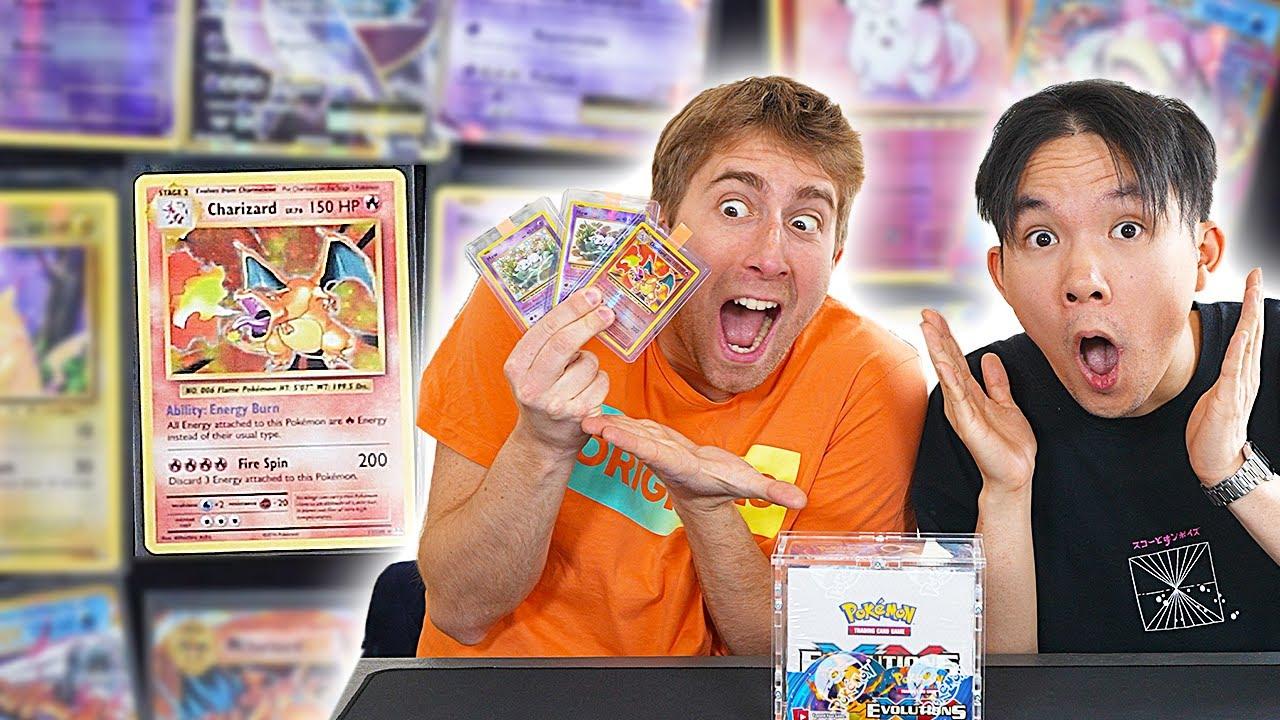 Wir öffnen ein 1000€ Pokémon Display 🔥| mit Falco