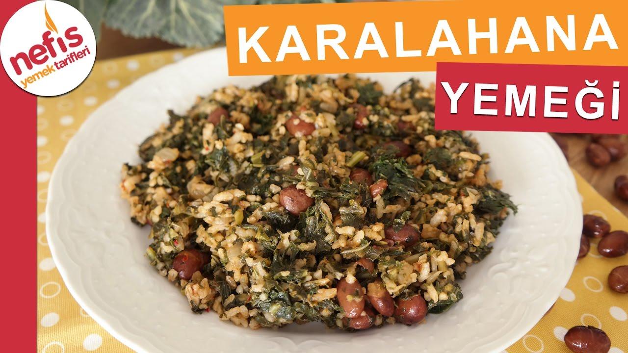 Pirinçli Pazı Yemeği Videosu