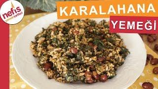 Lezzetli Kara Lahana Yemeği Tarifi -  Mutlaka deneyin -  Nefis Yemek Tarifleri