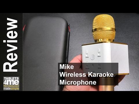 Do You Love Karaoke? Here Is An Affordable Portable Karaoke Mic Review