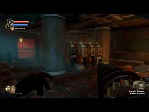 Jamie Byass - Plasmid Shipment (BioShock 2 Audio Diary) [HD]
