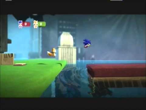 Sonic's Adventures in Little Big Planet Episode 21