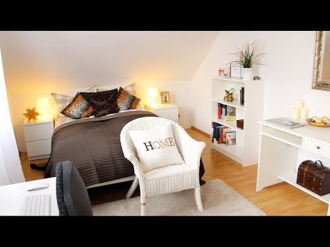 roomtour begehbarer kleiderschrank mein neues zimmer youtube. Black Bedroom Furniture Sets. Home Design Ideas