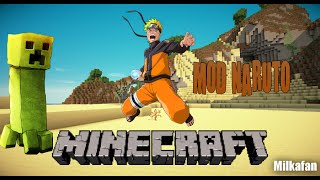Mod do Naruto Minecraft PE (Pocket Edition) 0.11.1