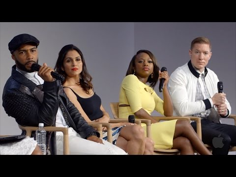 Power Cast Interview with Omari Hardwick, Naturi Naughton, Lela Loren and Joseph Sikora