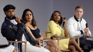 Power Cast Interview with Omari Hardwick, Naturi Naughton, Lela Loren and Joseph Sikora