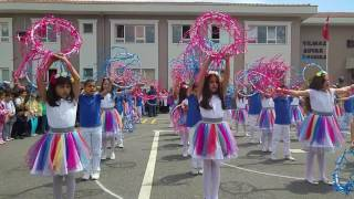 19 Mayıs Özgün dans gösterisi Video