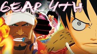 One Piece World Seeker Gear 4th Luffy Vs Akainu