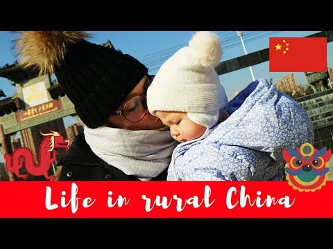 TRAVEL VLOG: FOREIGNER LIVING IN RURAL CHINA