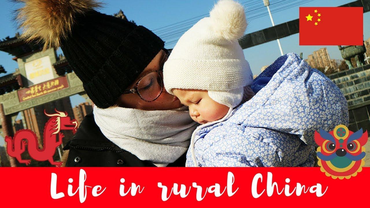 TRAVEL VLOG: FOREIGNER LIVING IN RURAL CHINA