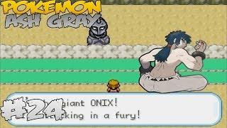 Pokemon Ash Gray #24-Bruno the Onix Whisperer!