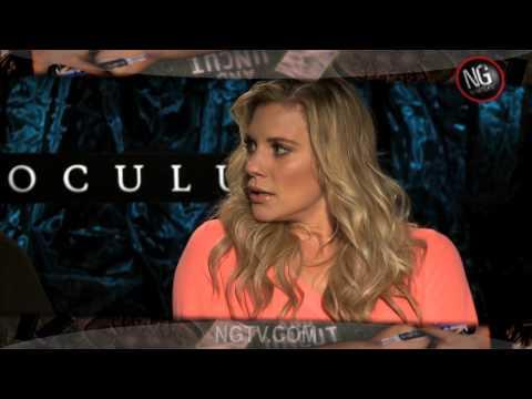 Katee Sackhoff, Karen Gillan & Rory Cochrane Uncensored on OCULUS