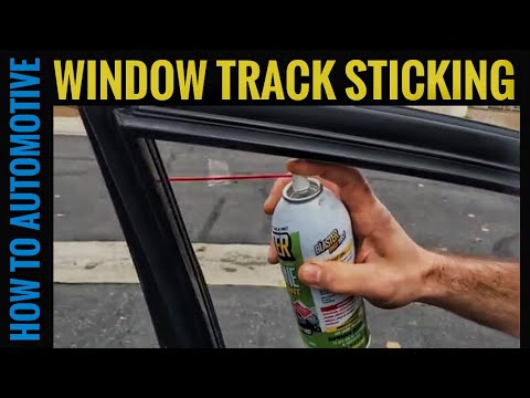 How to Fix your Car's Slow and Dragging Power Window