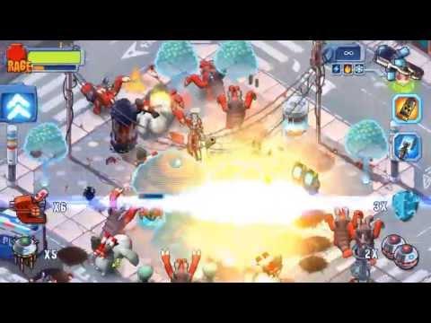 Скачать Monster Shooter 2 v1.0 ARMv7 + Mod Money