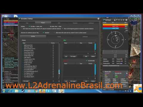 L2 Adrenaline BOT - PLUGIN NEXTARGET - YouTube
