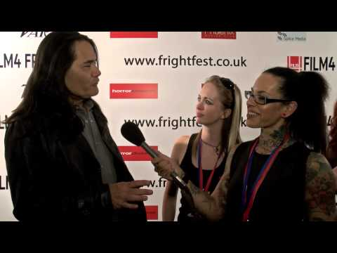 Film4 FrightFest 2015  Zane Holtz, J LaRose, Rudy Youngblood and Tsulan Cooper On The Red Carpet