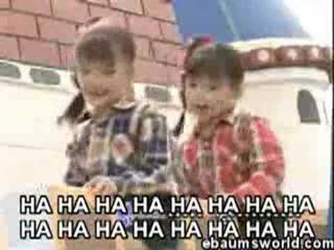 The Chinese Laugh Song
