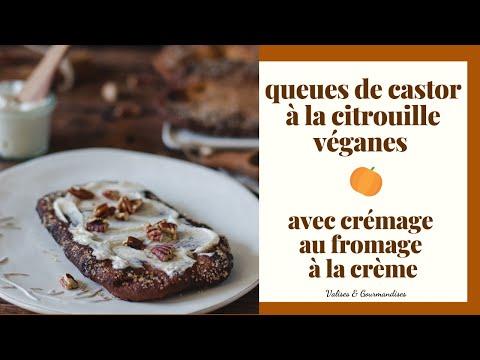 queues-de-castor-À-la-citrouille-🎃-un-classique-canadien-réinventé!---recette-végane-facile