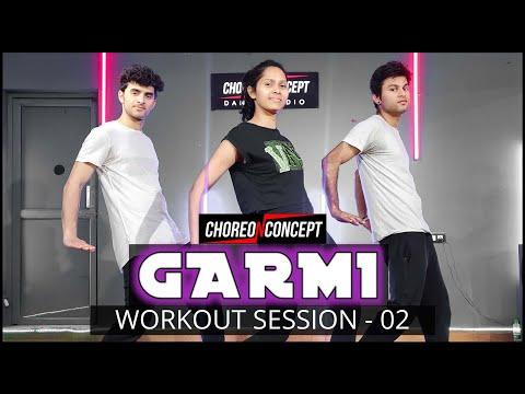 Garmi Dance Cover | Street Dancer 3D | Online Boyllwood Workout | Choreo N Concept Dance Studio