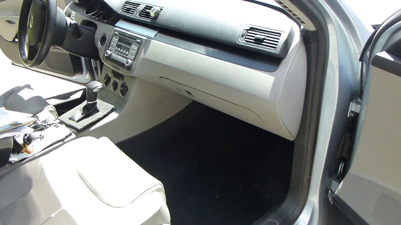 Vw 2006 Passat A C Leaking Water On Interior Carpet Easy