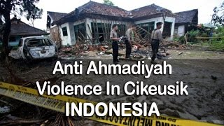 Repeat youtube video Anti Ahmadiyah - Violence In Cikeusik, Indonesia