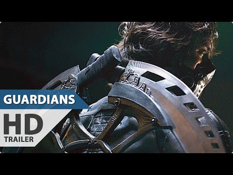 Russia's Spectacular Bear-With-A-Gatling Movie 'Guardians' Has A New English Trailer