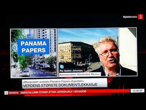 Tv2 Nyheter - 4. gang journalister avslører offshore